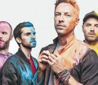 Coldplay, pillados grabando su nuevo videoclip en Barcelona