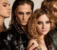 El videoclip más erótico de Måneskin en 'I Wanna Be Your Slave'