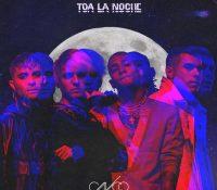 CNCO vuelve como banda de cuatro integrantes en 'To'a La Noche'