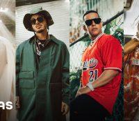 J Balvin, Daddy Yankee y Eladio Carrión se han juntado en 'Tata Remix'