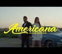 'Americana' es lo nuevo de Blas Cantó junto a Echosmith