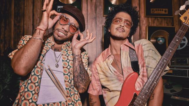 Bruno Mars y Anderson .Paak  lanzan 'Skate', su nueva canción como dúo