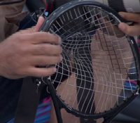 Las redes se burlan del tenista Novak Djokovic