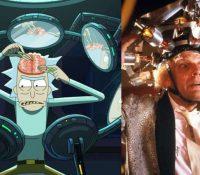 """""""Rick y Morty"""" presenta su live-action con Christopher Llyd como Rick y Jaeden Martell como Morty"""