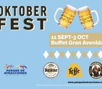 El Oktober Fest llega al Parque de Atracciones de Madrid