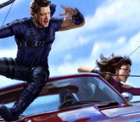 """Tráiler de """"Ojo de Halcón"""", la serie de Marvel con Jeremy Renner y Hailee Steinfeld"""