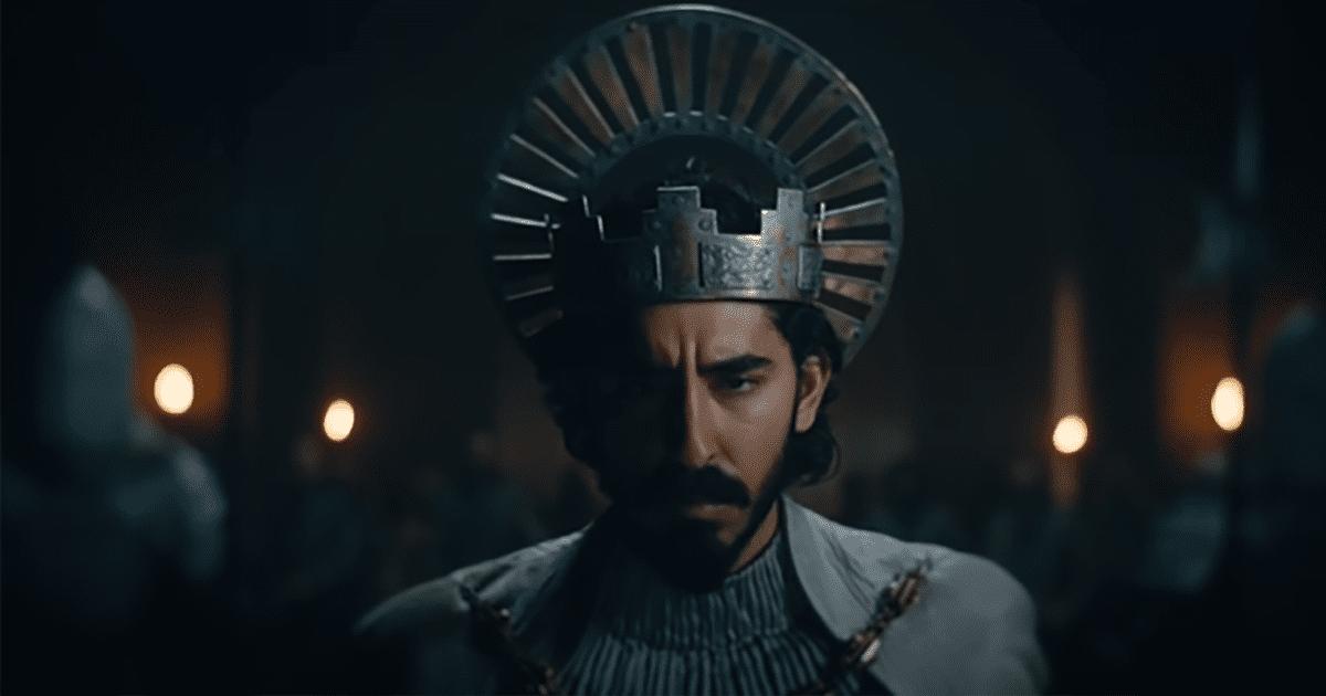 """""""El Caballero Verde"""", protagonizada por Dev Patel, llegará a España a través de Prime Video"""