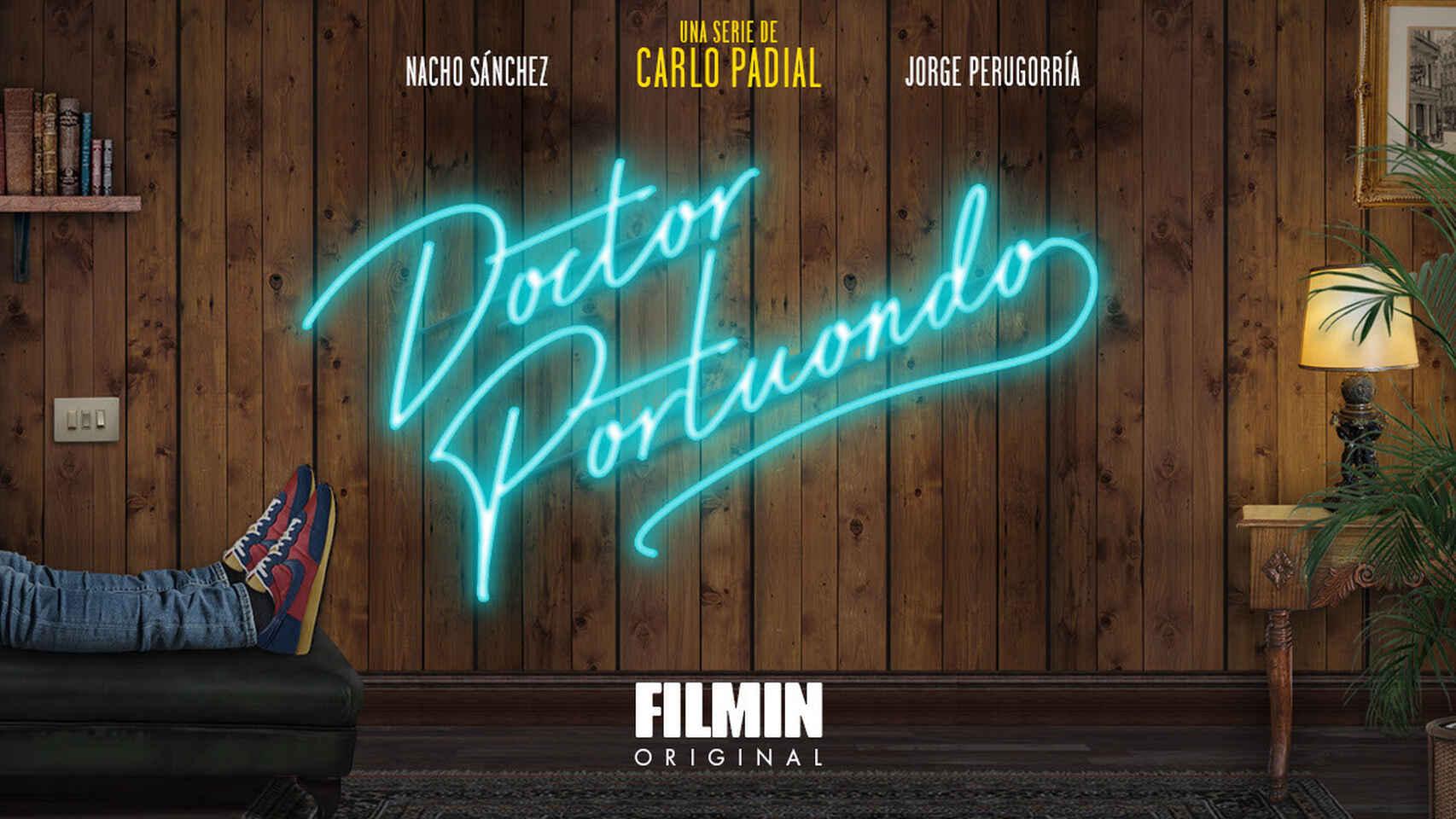 """Filmin estrena """"Doctor Portuondo"""", su primera serie original"""