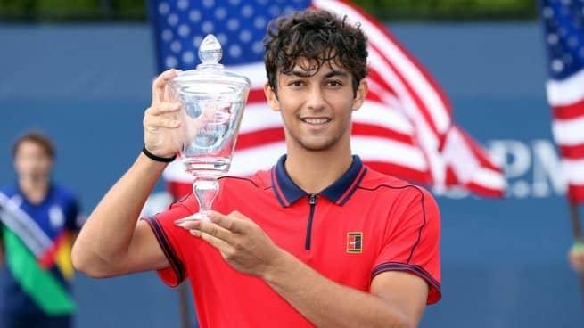 Daniel Rincón conquista el US Open Junior