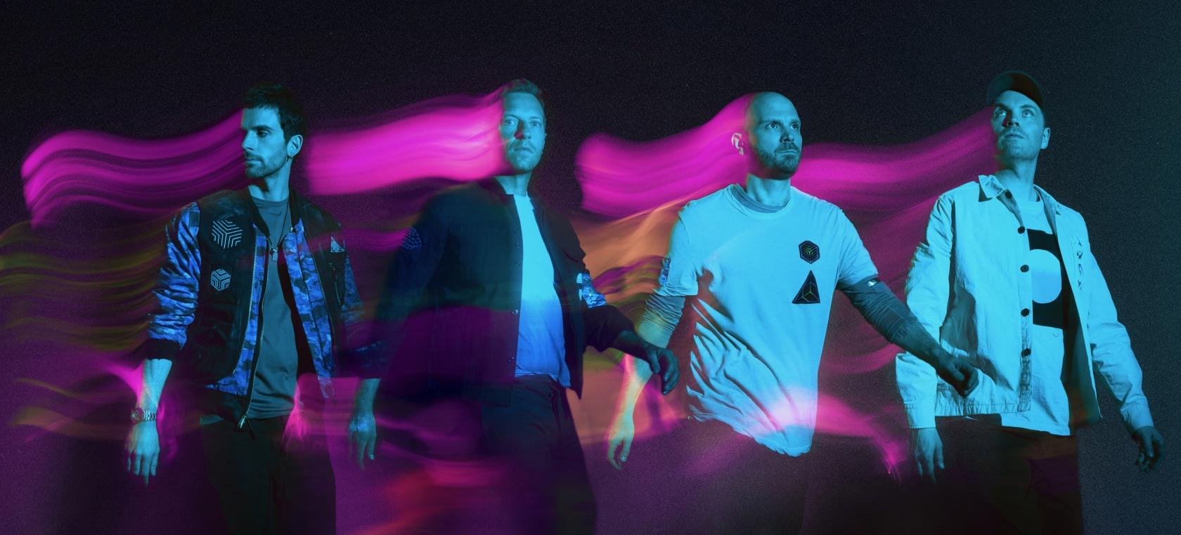 """""""My Universe"""": la esperada colaboración de Coldplay y BTS"""