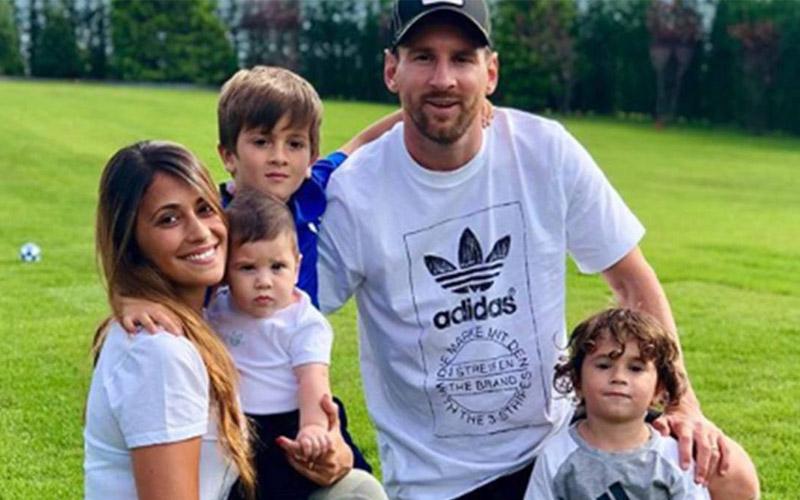 Messi alquilará una casa en París por 20.000 euros