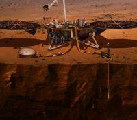 Detectan tres enormes terremotos en Marte