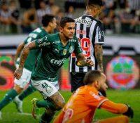 El Palmeiras jugará la final después de ganar al Mineiro de Hulk y Diego Costa