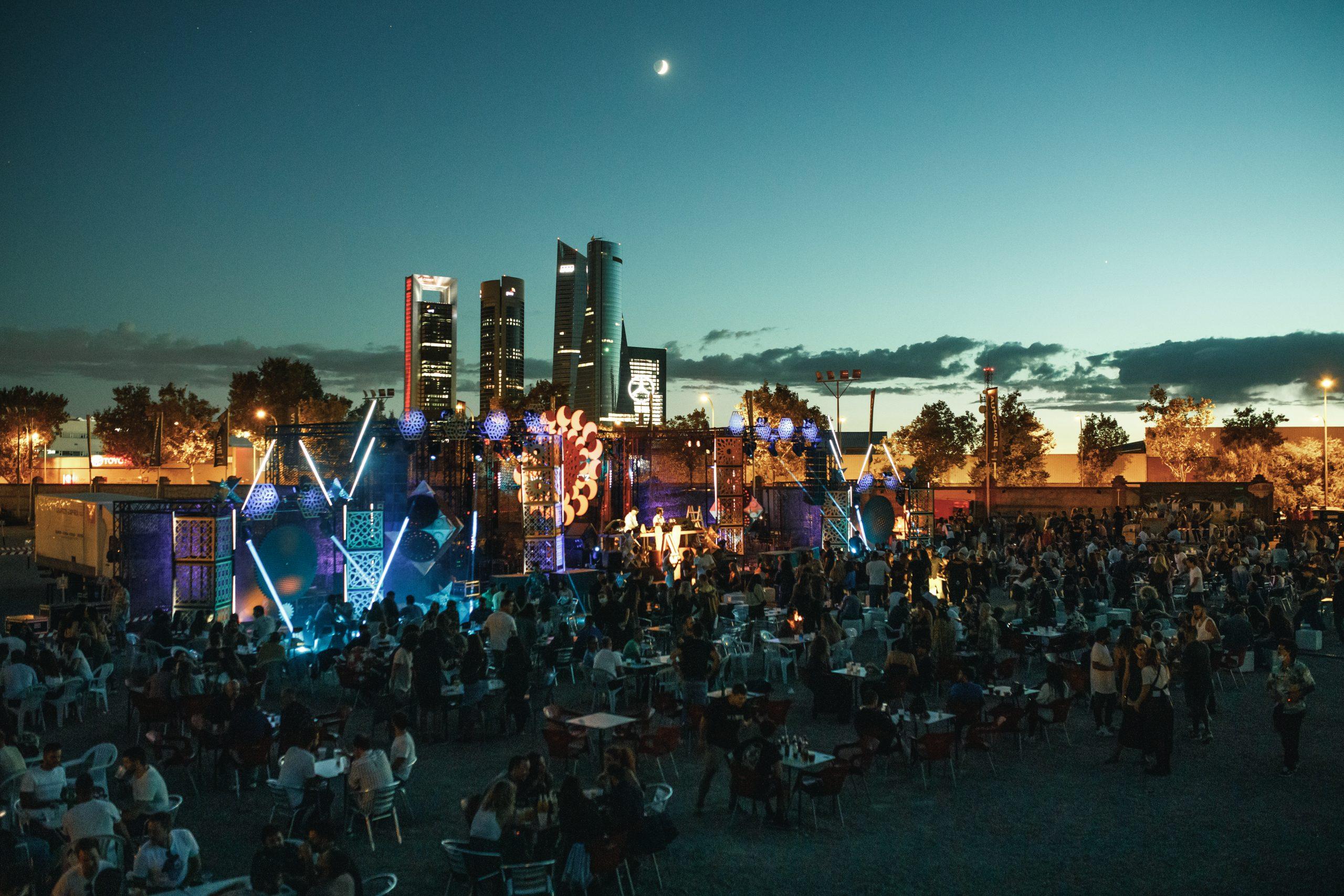 Animo Open Air cuelga el cartel de Sold Out con 800 asistentes en su vuelta a la capita