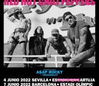 Red Hot Chili Peppers agotan las entradas para su concierto en Sevilla