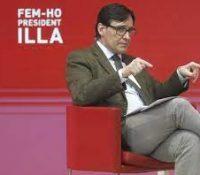 Salvador Illa contó en 'El Intermedio' el problema de salud que le causó el Ministerio