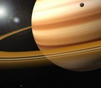 Los primeros humanos aterrizarán en Saturno en 2076