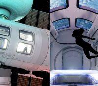 Jeff Bezos abrirá el primer hotel extraterrestre